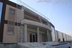 Εξωτερική Ορθομαρμάρωση Κτιρίου