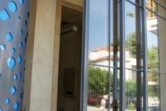 Πόρτα Εξωτερική - Συρόμενη Καταστήματος